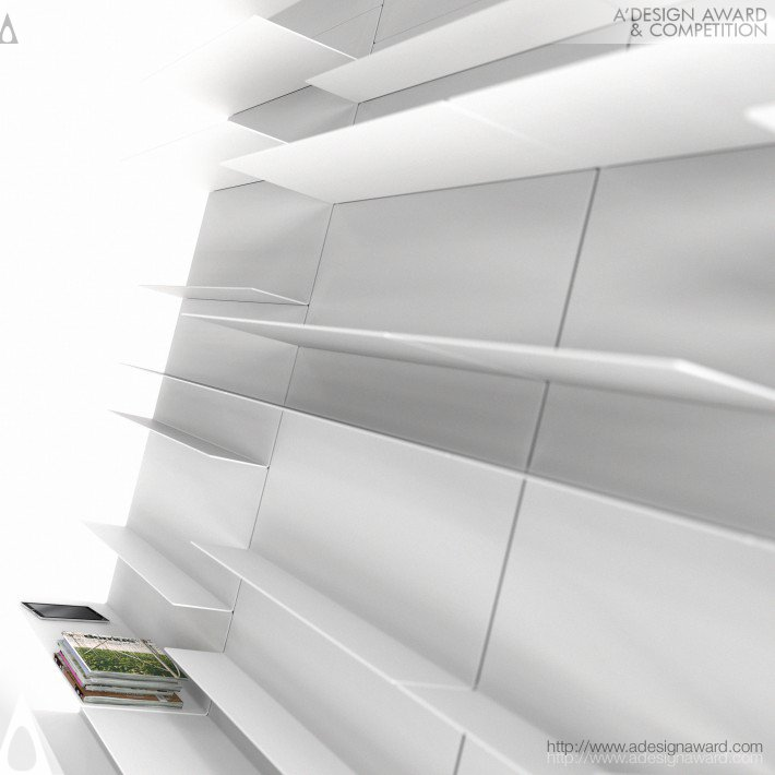 Unu (Shelf and Wardrobe System Design)