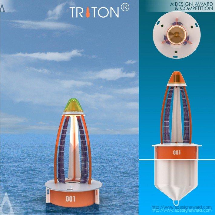 Triton by Hakan Gürsu - 1 DESIGN STUDIO - 1 DESIGN STUDIO