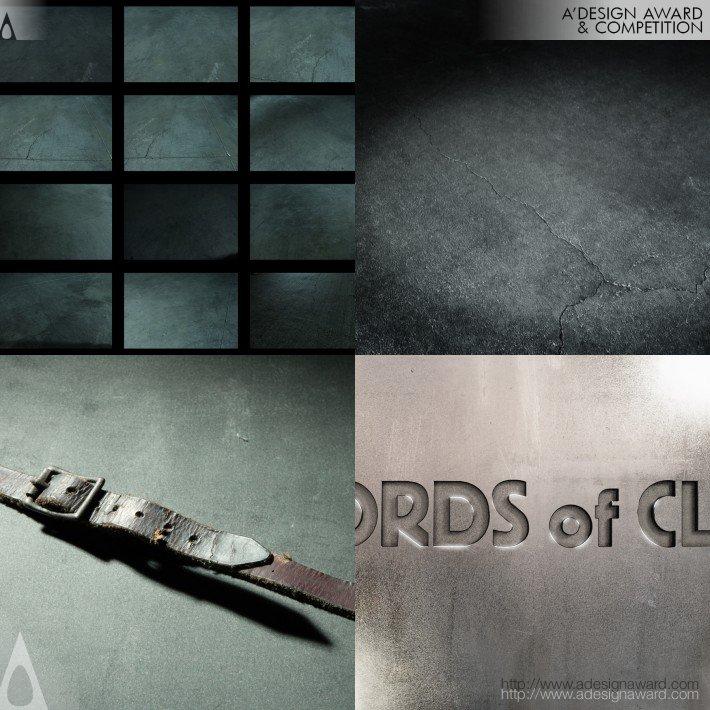 Medieval Headphones (Teaser Campaign Design)