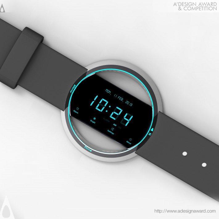 Rotron (Watch Design)