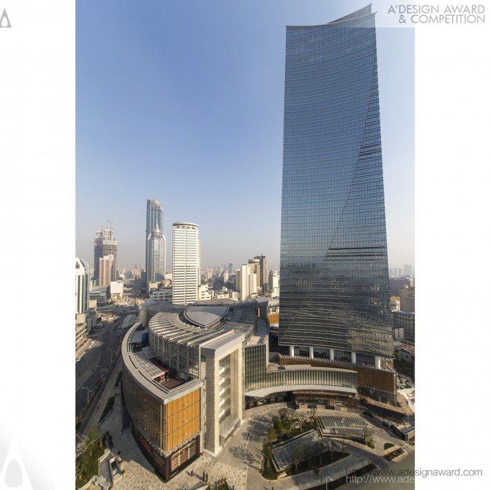 Center 66 (Architecture-Retail & Shopping Mall Design)