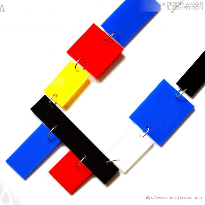 Mondrian (Jewelry Design)