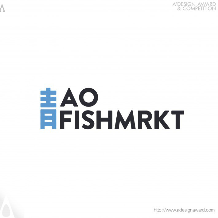 Ao Fish Market (Corporate Identity Design)