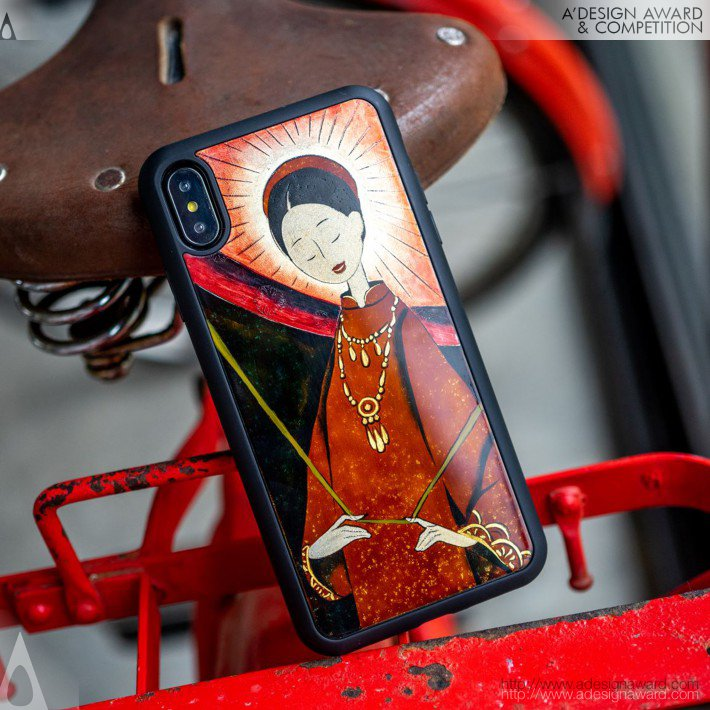Lacquer Phone Case by Truong Xuan Le