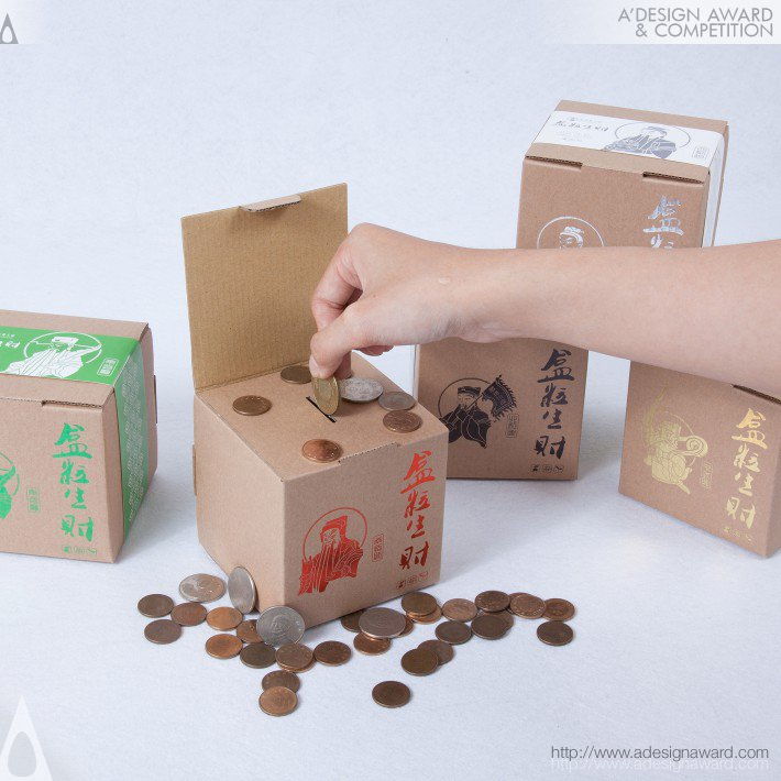 The Accumulation of Wealth (Religion Package and Coin Bank Design)