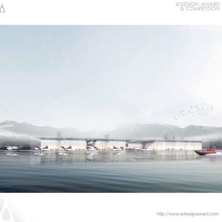 Tide (Interactive Seaplane Terminal Design)