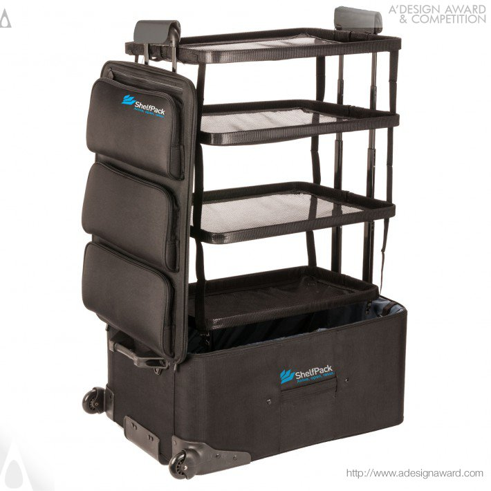 Luggage Packing System by Ken McKaba