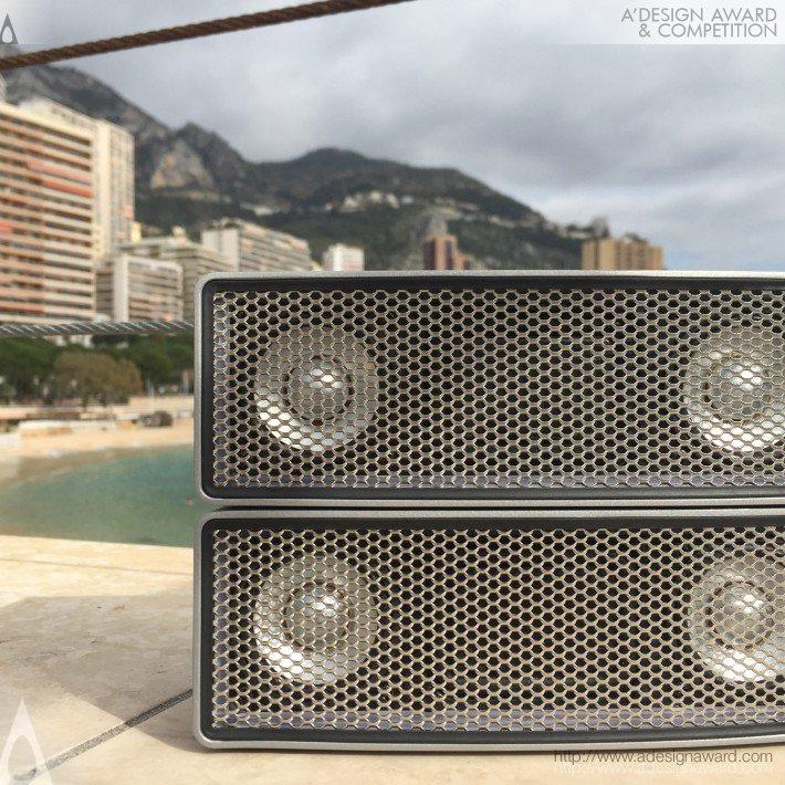 Aifi® (Smart Stackable Speaker Design)