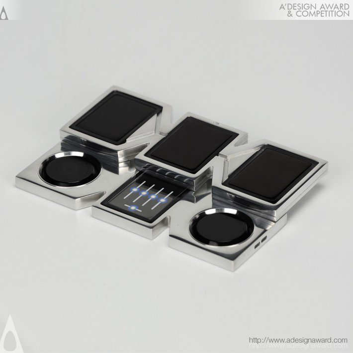Grandwizard (Dj Smartphone Design)