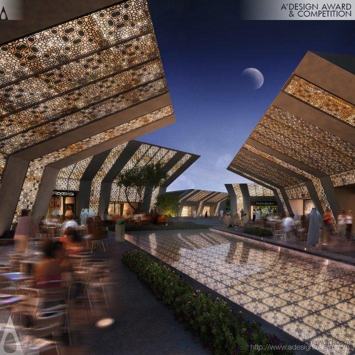 The Valley City-Qatar (City Design)