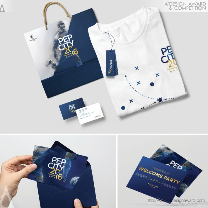 Pepcity 2016 (Visual Identity Design)