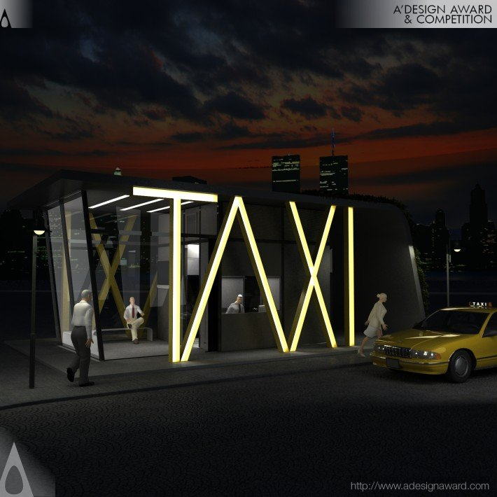 Taxi (Taxi Station Design)