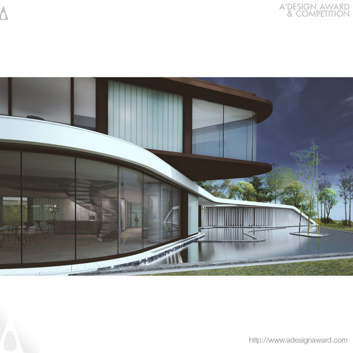 Gasea (Cliff House Design)
