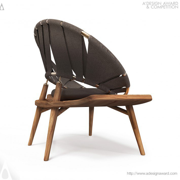 Wei Jingye - Ring Chair Novelty and Comfortable