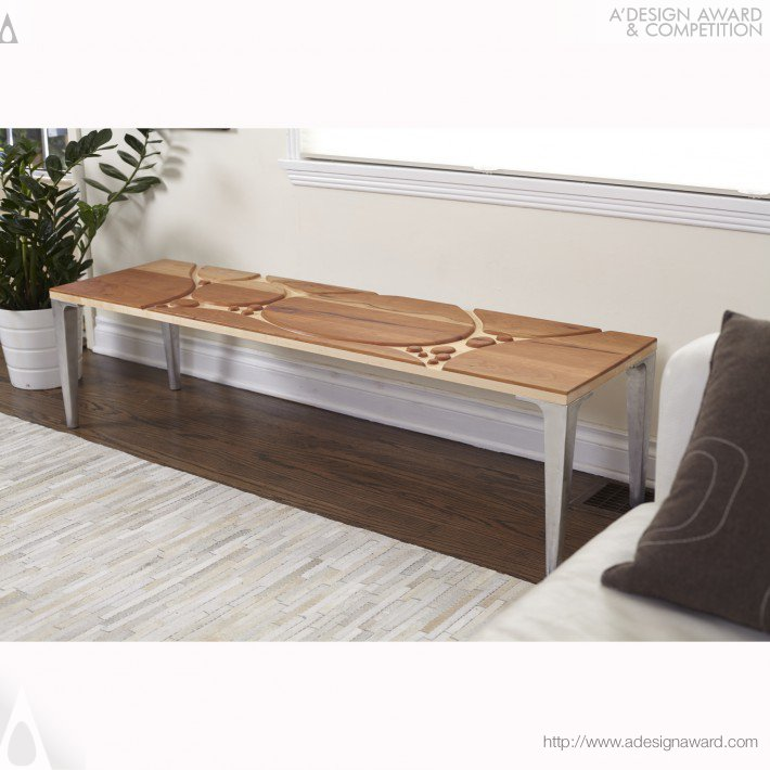 H20il (Bench and Occasional Table Design)