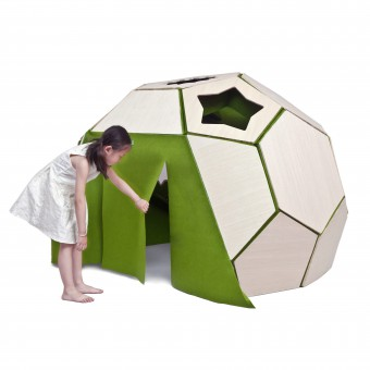 Moon house Children tent by Hu Qianqian  sc 1 st  Au0027 Design Award and Competition & Moon house Children tent