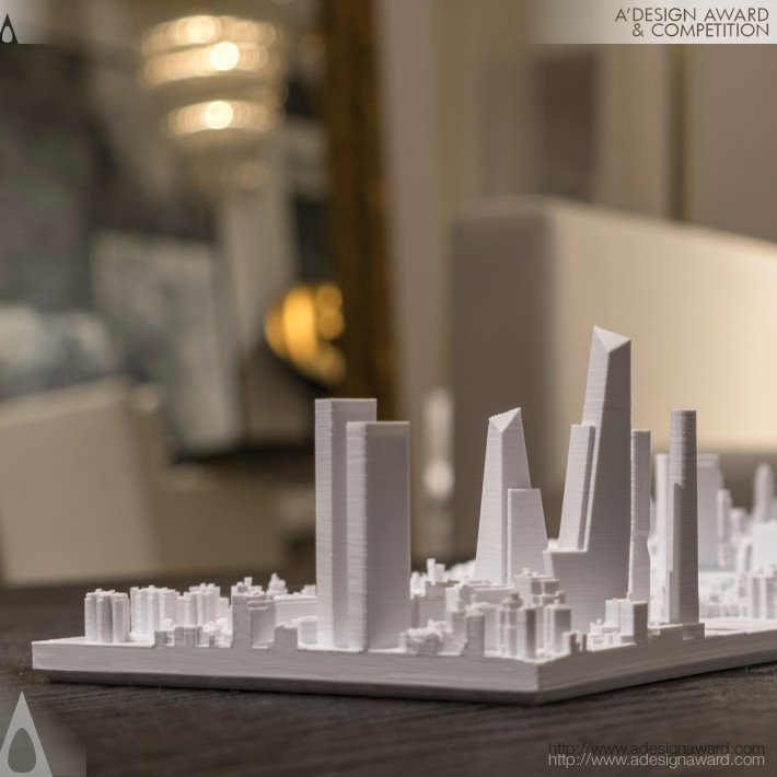 Microscape (Accurate 3d Printed Scale City Models Design)