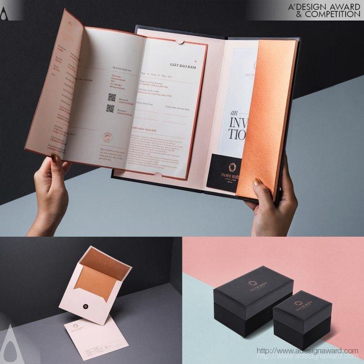 Danh Hien Jewelers (Corporate Identity Design)