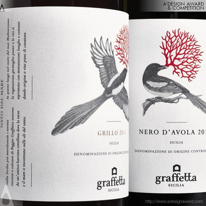 Graffetta (Logo, Packaging Identity Design)