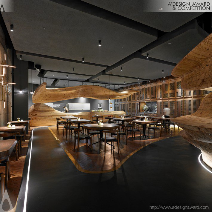 Raw (Restaurant Design)