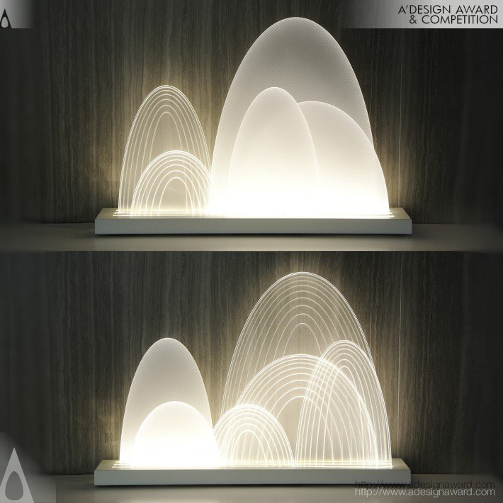 Guilin (Environment Cleansing Lamp Design)