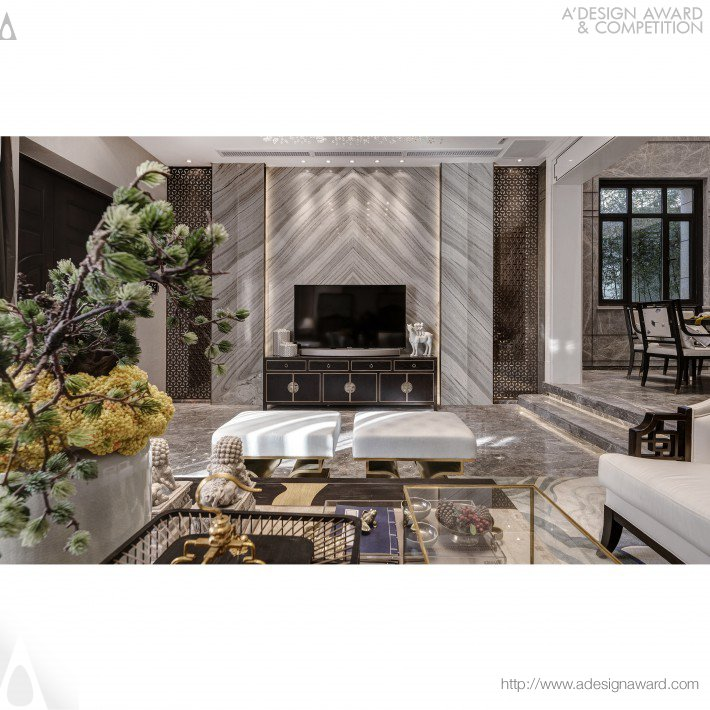 Hillsound Villa, Kunming Shuncheng (Villa Design)