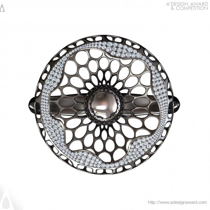 Reflection (Diamond Ring Design)