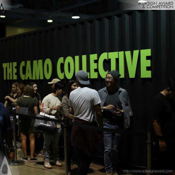 The Camo Collective (Marketing Design)
