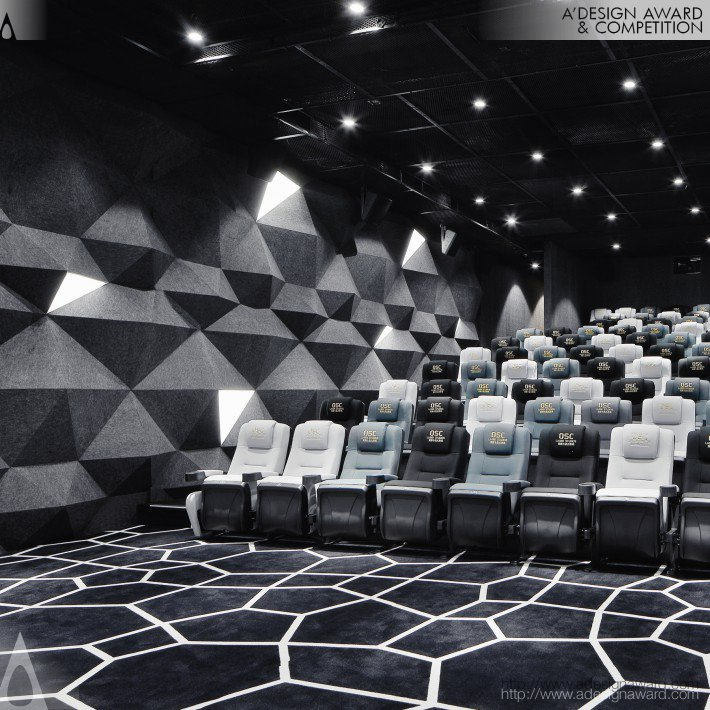 Recrystallization (Movie Theater Design)