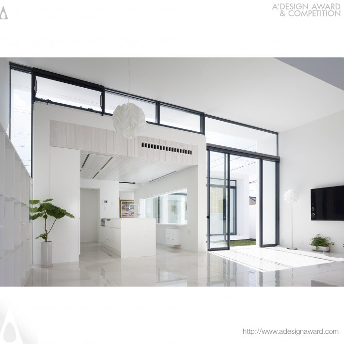 The House For Contemporary Art (Residence Design)