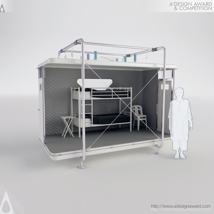 Tentative (Post Disaster Tent Design)