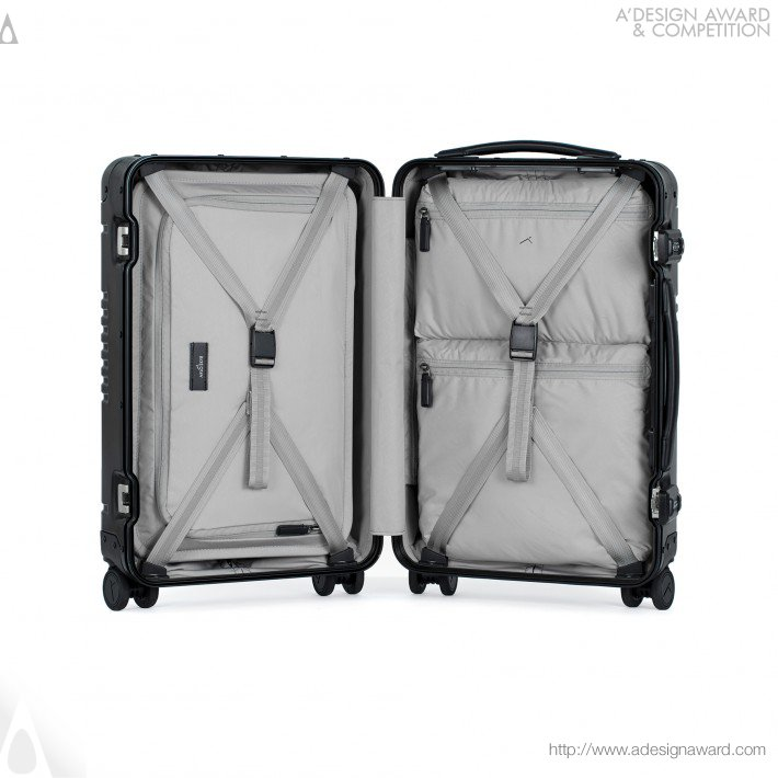 The Carry-On (Luggage Design)