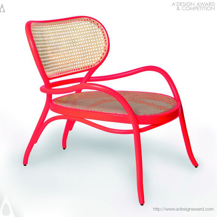Nigel Coates Lounge Chair