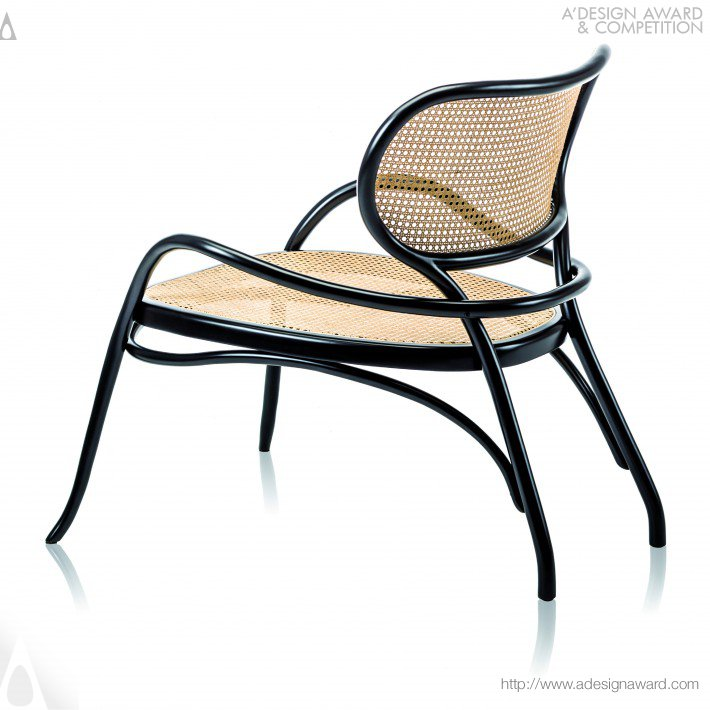 Lehnstuhl Lounge Chair by Nigel Coates