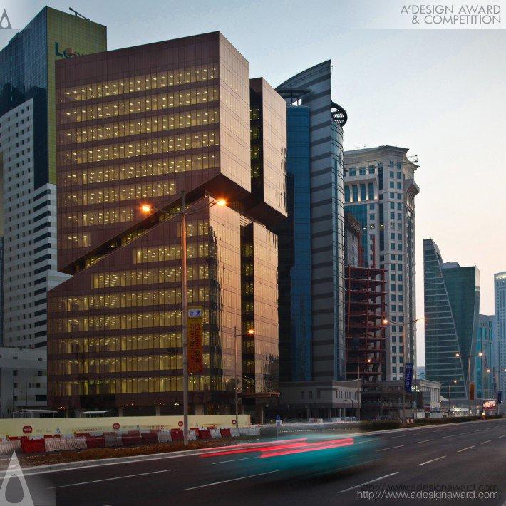 Golden West Bay (Office Tower Design)