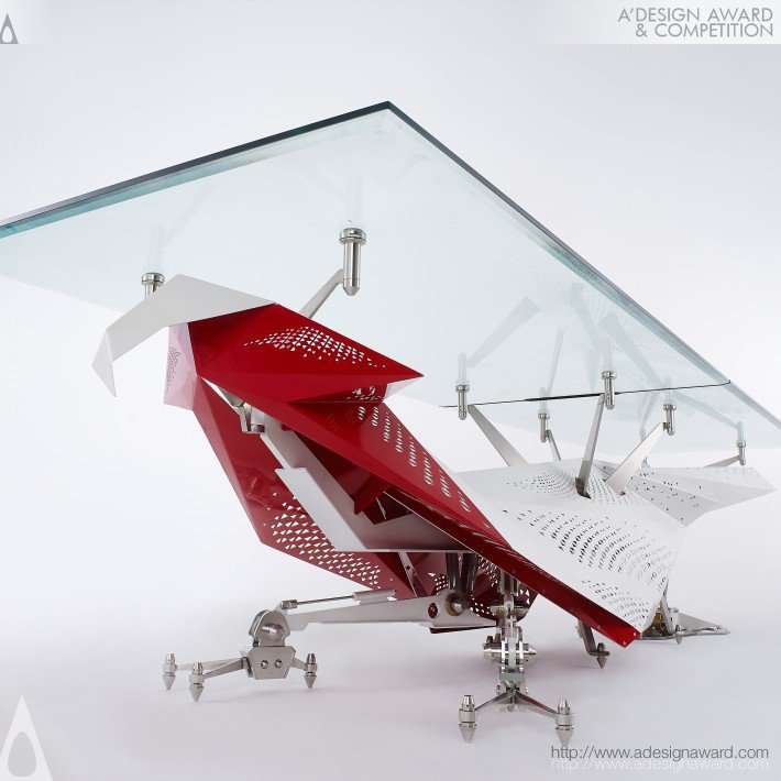 Garuda (Conference Table Design)