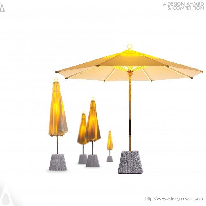 Ni (Led Parasol Design)