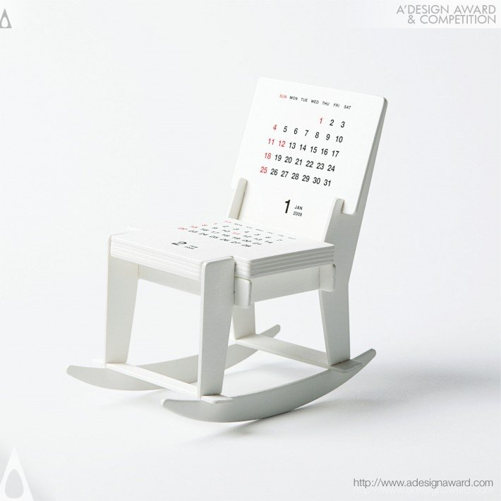 "Calendar 2013 ""rocking Chair"" (Calendar Design)"