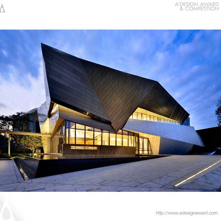 Tai Chi (Sales Center Design)