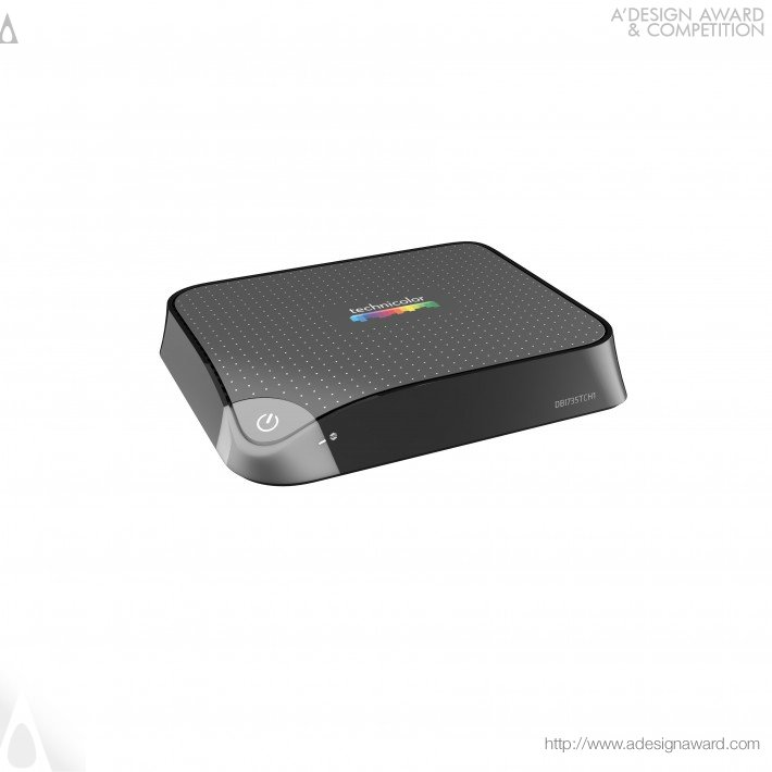 T-Box2 (Set Top Box Design)