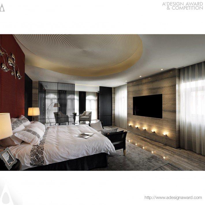 The New Oriental Art (Residential House Design)