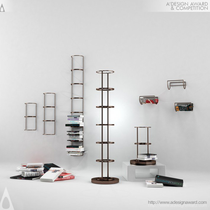 C-Hee Collection of Bookcases