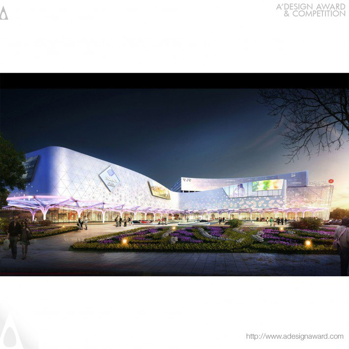 PH Alpha Design Limited - Scpg Shopping Plaza Shopping Center