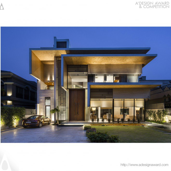 Residence 53 by Aman Aggarwal
