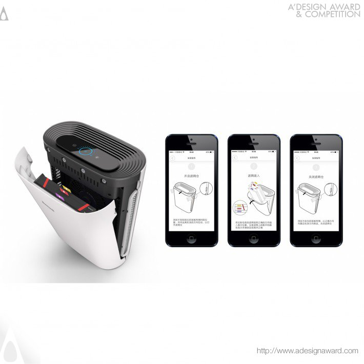 Air Touch by LKK Innovation Design Group
