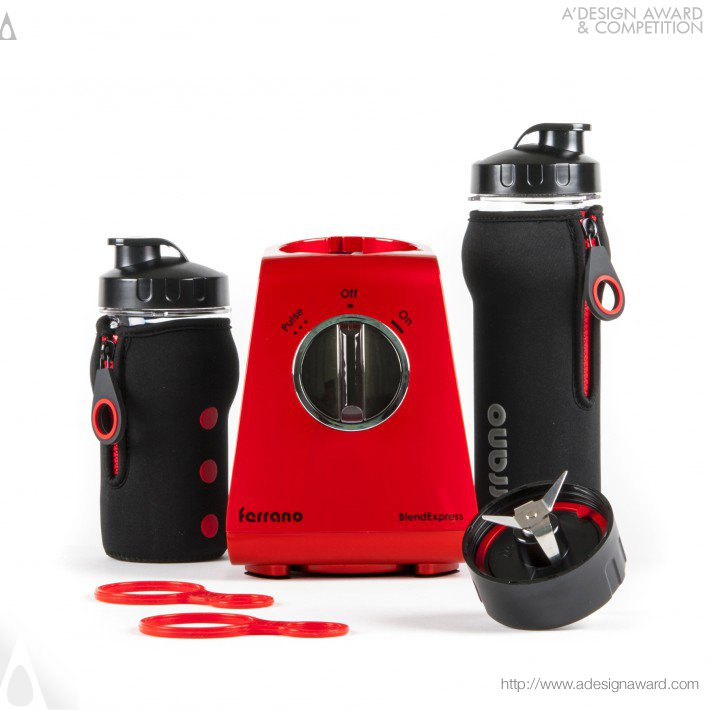 Blendexpress (Personal Blender Design)