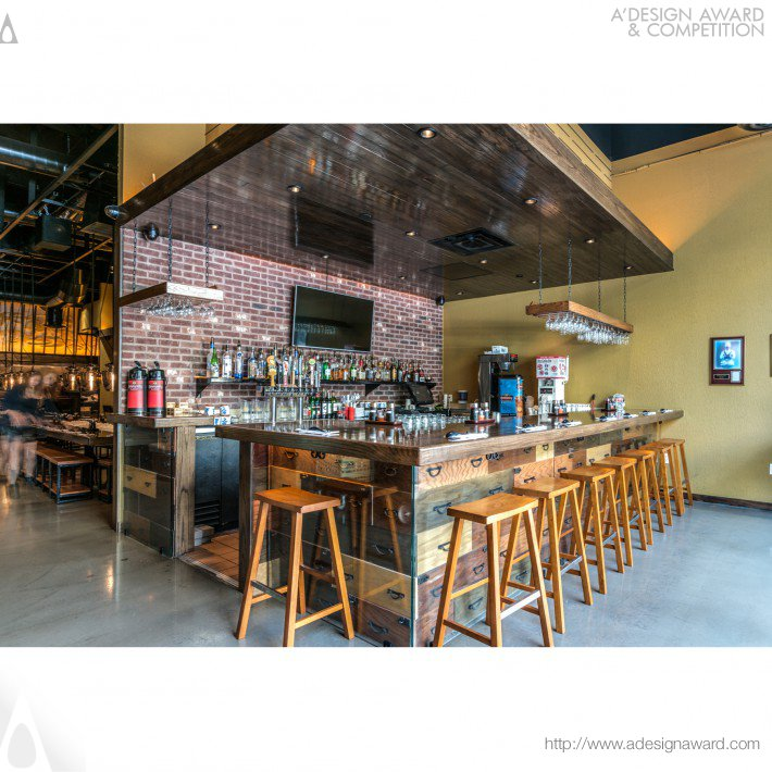 Jinya Houston (Ramen Bar Design)