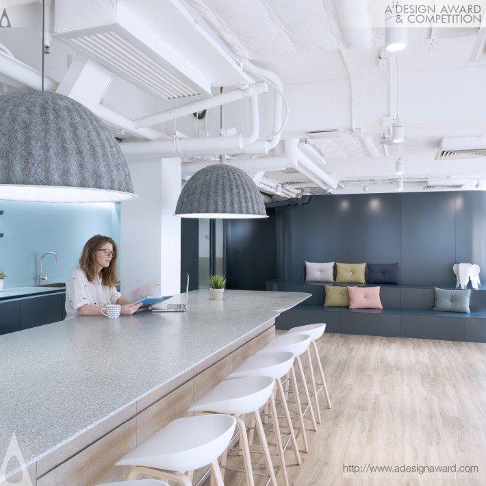 Uber Hk (Workplace Office Design)
