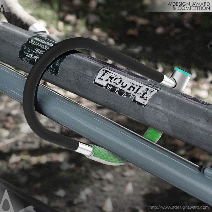 Digilock (Smart Bike Lock Design)