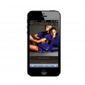 Gucci's Mobile Website